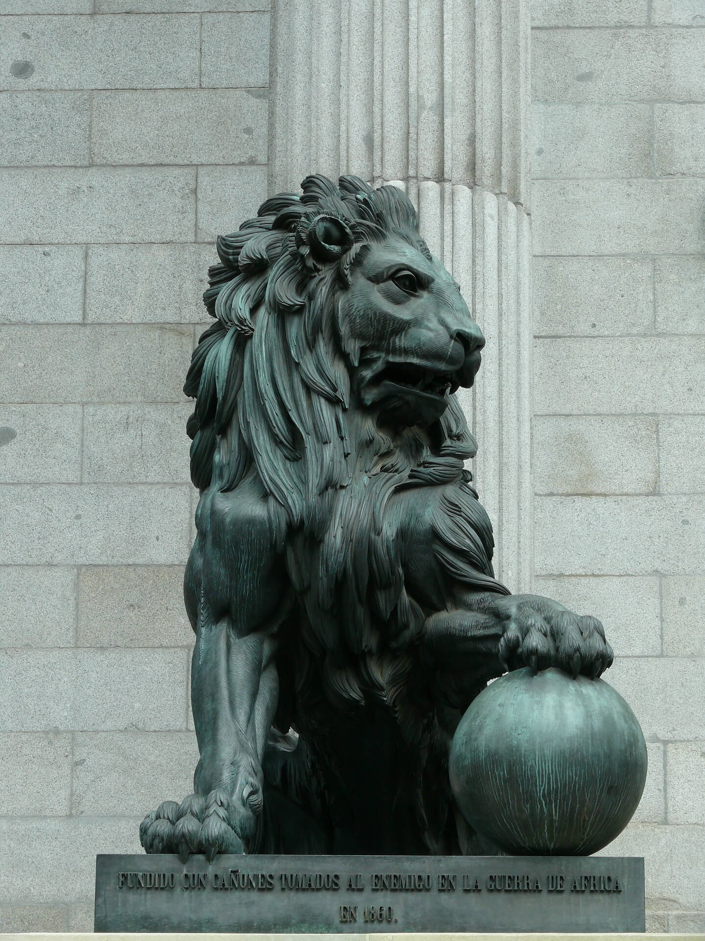 Jeff Jinks Law - Indianapolis Estate Planning Attorney - Statue of Lion